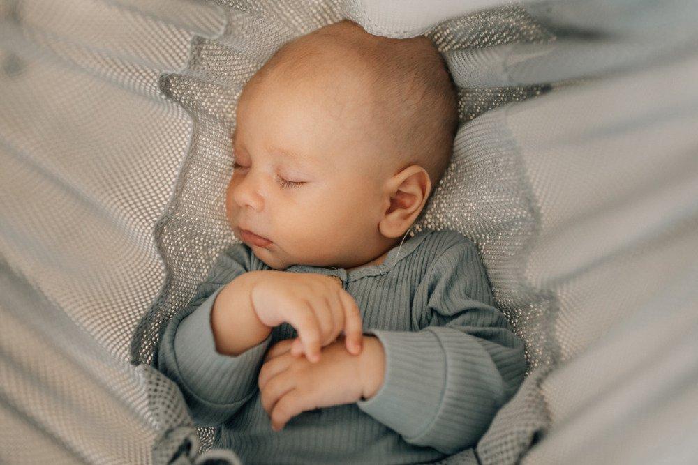 Sicherer Babyschlaf: Eine gesunde Schlafumgebung schaffen
