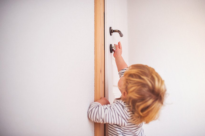 Dein Zuhause kindersicher machen - So geht's!