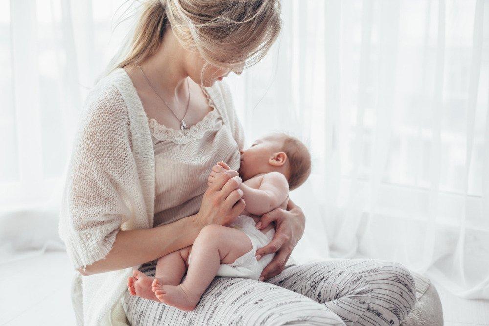 Stillen - Ernährung über die Muttermilch