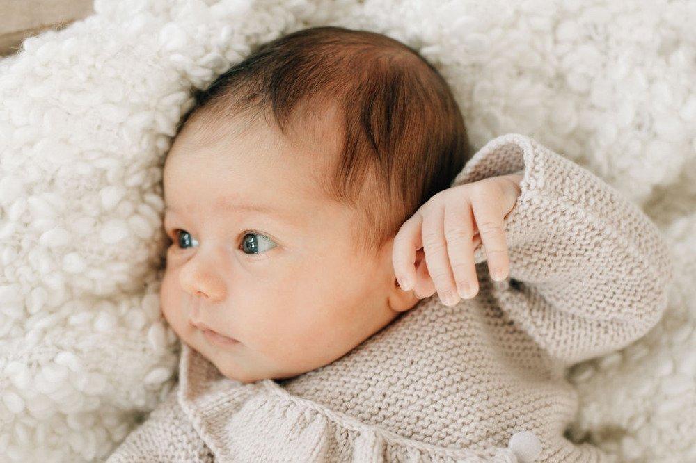 Babys erster Wachstumsschub - So entwickelt sich dein Kleines