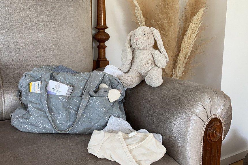 Kliniktasche - Was du unbedingt einpacken solltest