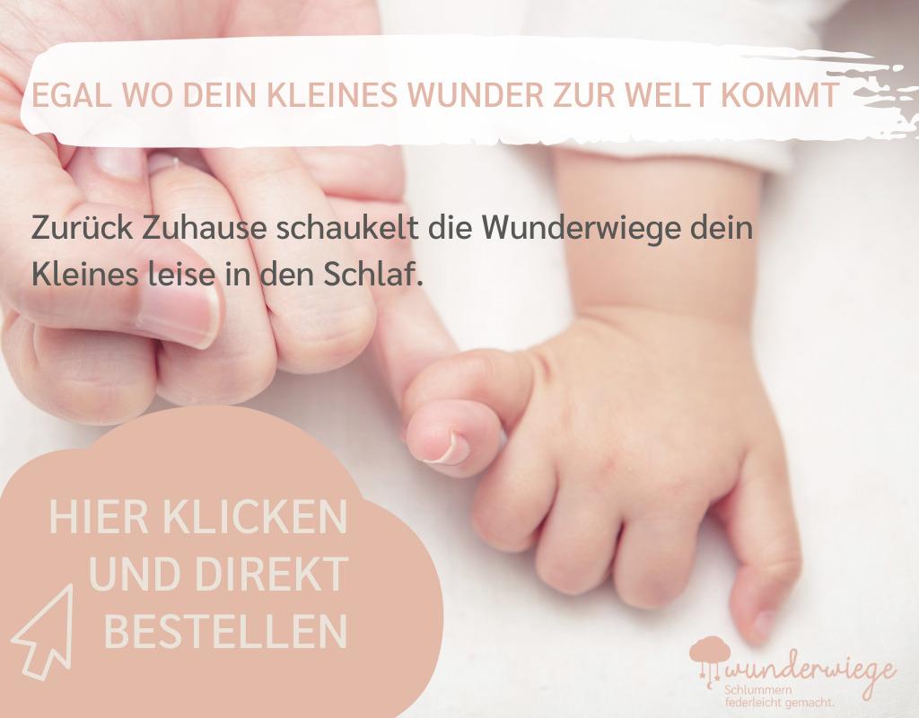 Der richtige Geburtsort: Wo soll dein Baby geboren werden